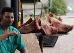Vendedores de carne de cerdo ganan la pelea al gobierno en Sancti Spíritus