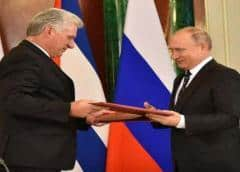 Rusia cancela gran parte de sus inversiones en Cuba por incumplimiento de pagos