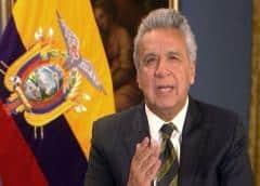 Ecuador presenta nota de protesta por declaraciones de vicepresidenta de Argentina, Cristina Fernández de Kirchner
