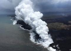 Volcán Kilauea de Hawái entra en erupción