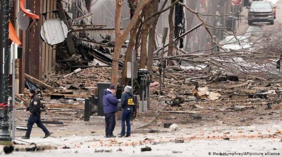 Coche bomba en Nashville: la atención se centra en el motivo