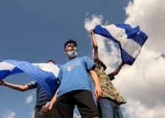Policía de Nicaragua impide el reclamo de Chamorro para recuperar sus medios