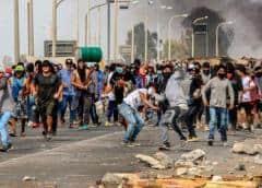 Perú: tercer día de protestas con bloqueos de carreteras