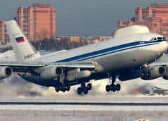 Robo en el avión del fin del mundo, la nave secreta de Vladimir Putin en caso de guerra nuclear
