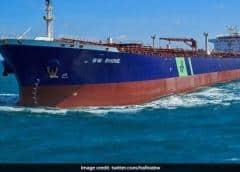 Un petrolero sufre una explosión externa en aguas saudíes