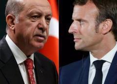 Erdogan desea que Francia se deshaga de Macron lo antes posible