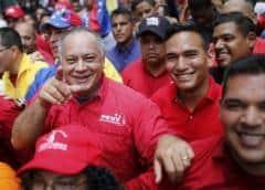 Diosdado Cabello volvió a atacar a Alberto Fernández y exigió la libertad de Milagro Sala