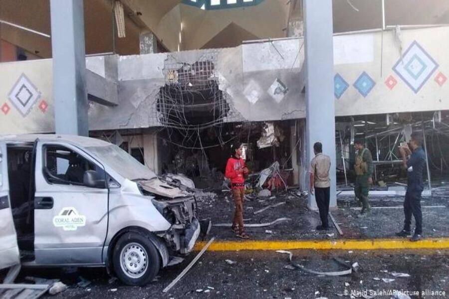 Yemen: gobierno acusa a Irán por el ataque contra Adén