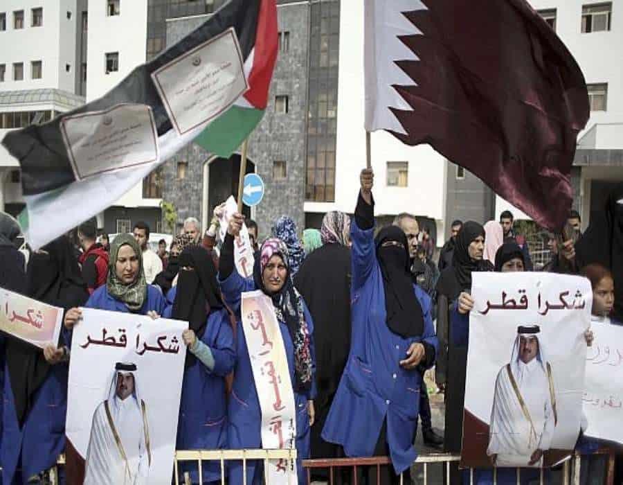 Qatar promete $360 millones para ayudar a Gaza