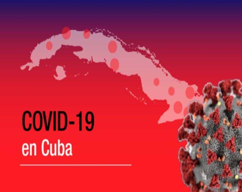 Tres récords en Cuba: casos nuevos de coronavirus, casos activos y casos autóctonos