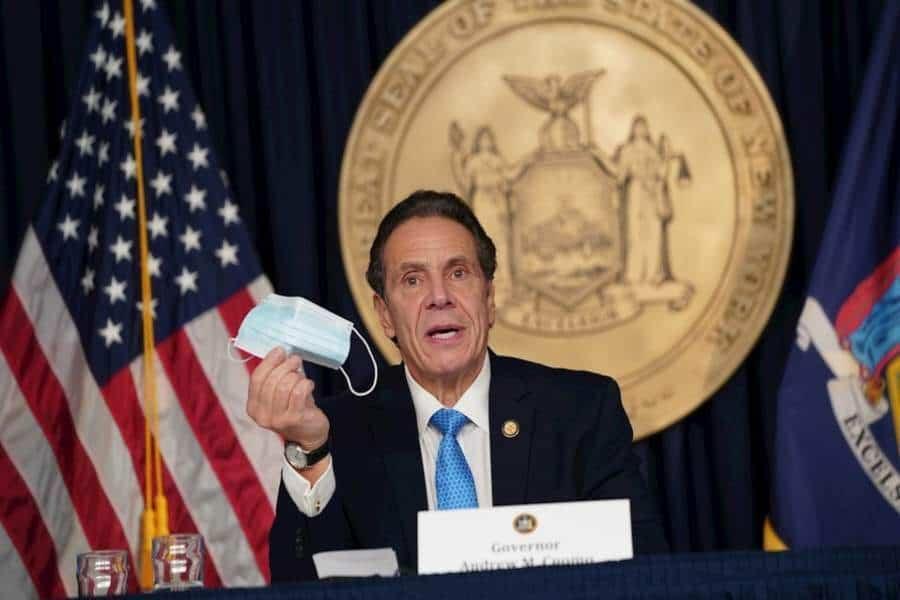 """COVID 18: demócratas de NY buscan implementar """"centros de aislamiento forzado"""""""