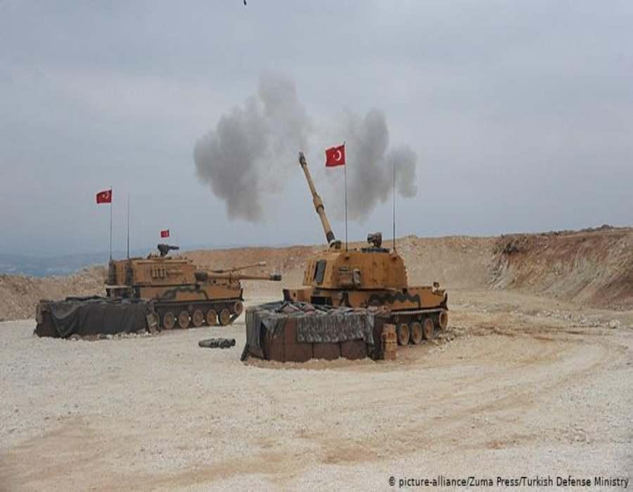 Fuerzas pro-kurdas disparan contra partidarios de Assad