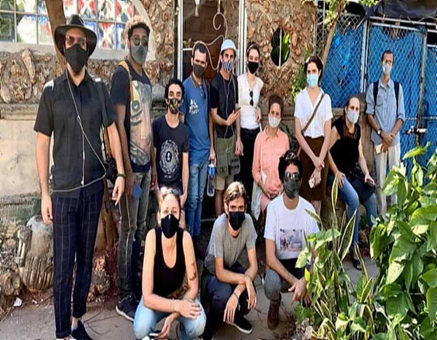 Se filtra el audio de las torturas sufridas por un grupo de artistas que reclamaba derechos a la libertad de expresión y el disenso en Cuba