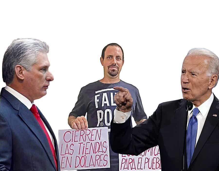 Parte de la sociedad civil rechaza carta de la Joven Cuba a Joe Biden