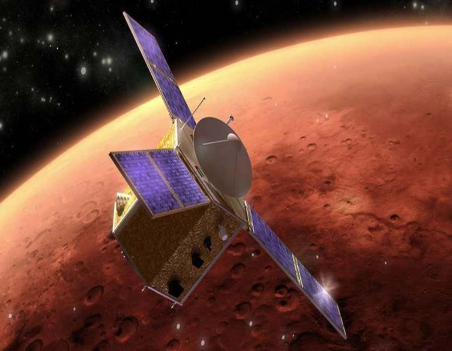 La sonda Esperanza de Emiratos Árabes Unidos abre la semana marciana: tres naves se acercan al planeta rojo