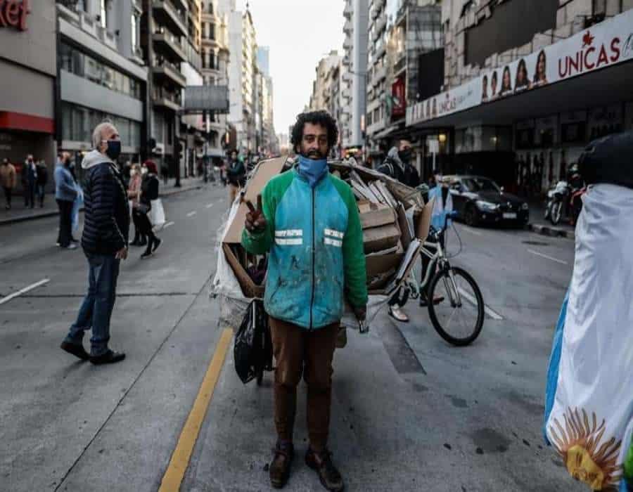 Argentina renueva su lucha contra el hambre y recibe apoyo crediticio del CAF