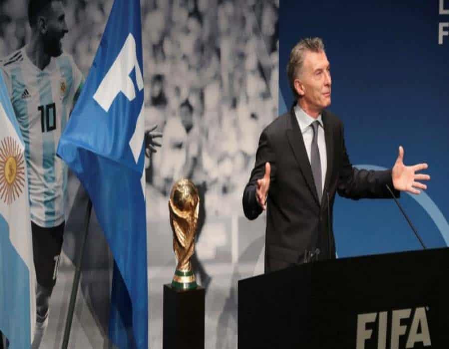 Macri viajó a Qatar en su rol de presidente de la Fundación FIFA