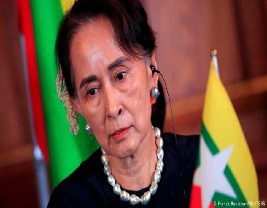 Birmania: el Ejército presenta cargos contra Aung San Suu Kyi