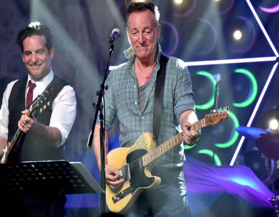 Documento: Springsteen no quiso prueba de alcoholemia