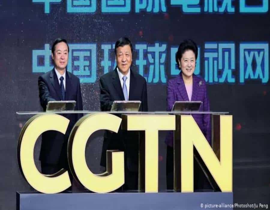 GB retira licencia de transmisión a canal de tv de China
