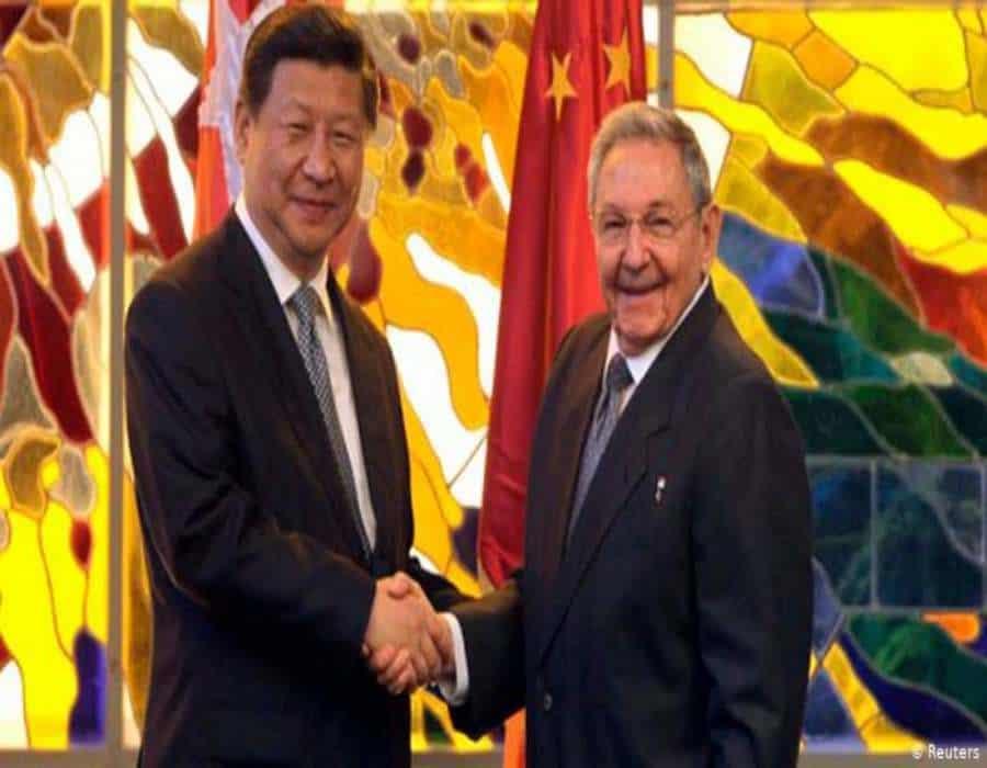 Fuerte caída del comercio entre dos naciones comunistas: Cuba y China