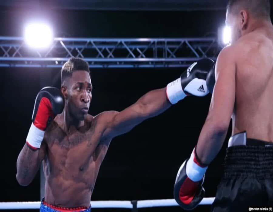 El pugilista cubano William Scull conquista el título mundial