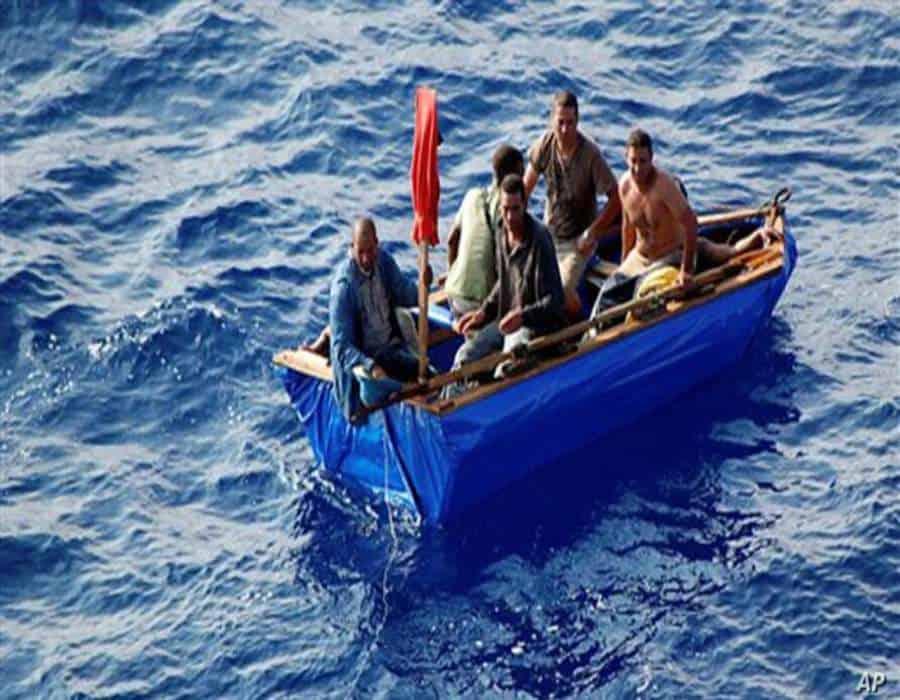 Más cubanos se dirigen a las costas del sur de Florida