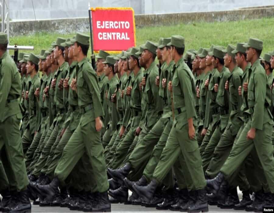 Exoficiales de las FAR y el MININT firman manifiesto dirigido a los militares cubanos
