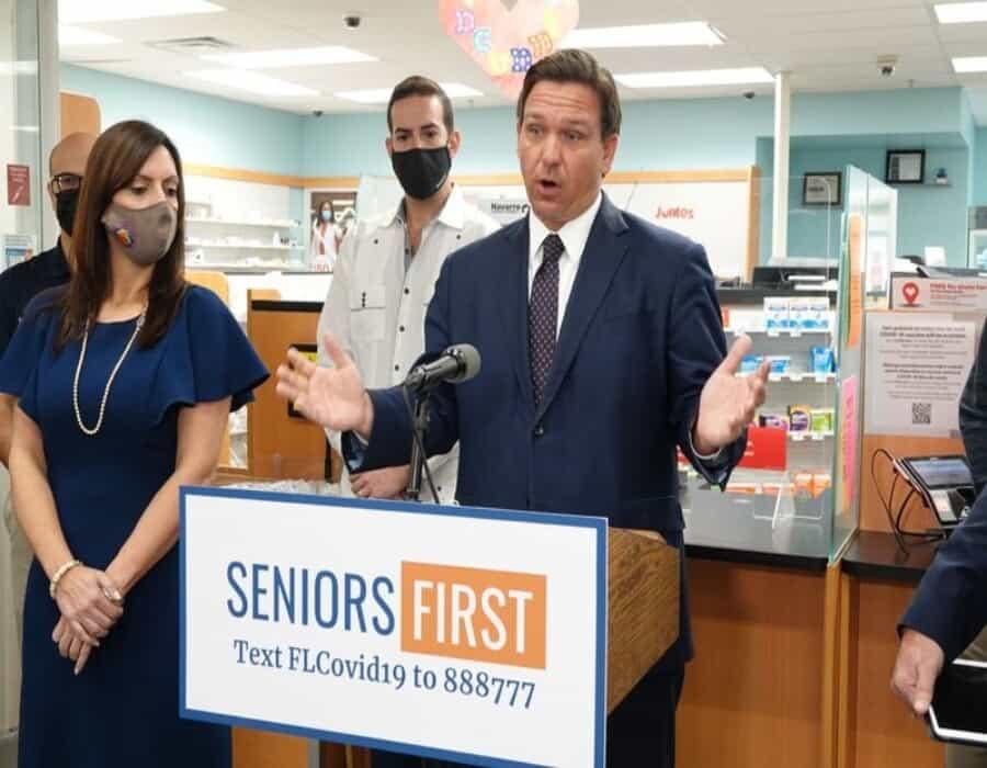 Las farmacias CVS ahora distribuirán la vacuna COVID-19 en Florida