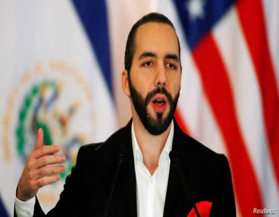 Partido de Bukele llega favorito en comicios salvadoreños