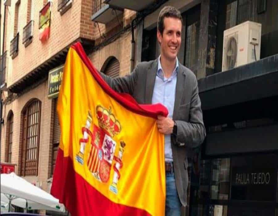 Pablo Casado avisa de que el PSC proyecta un jovencito Frankenstein a la catalana