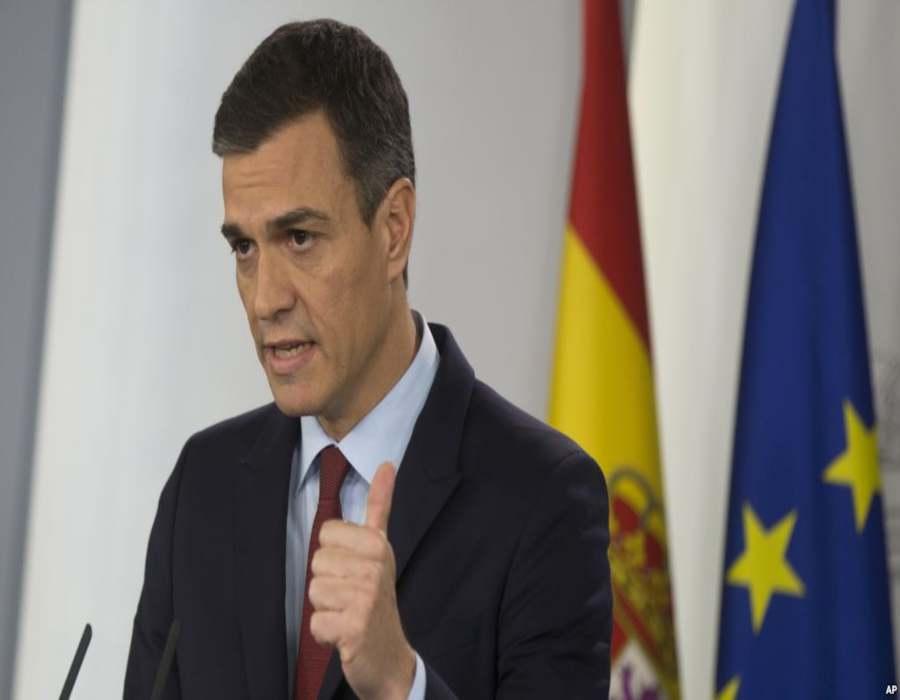 Sánchez pide ir más allá de la propuesta de Biden sobre patentes de vacunas