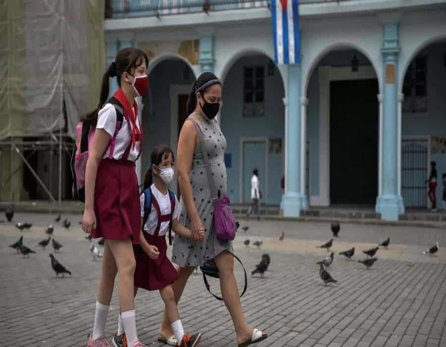 Declaran toque de queda nocturno en La Habana a partir de este viernes