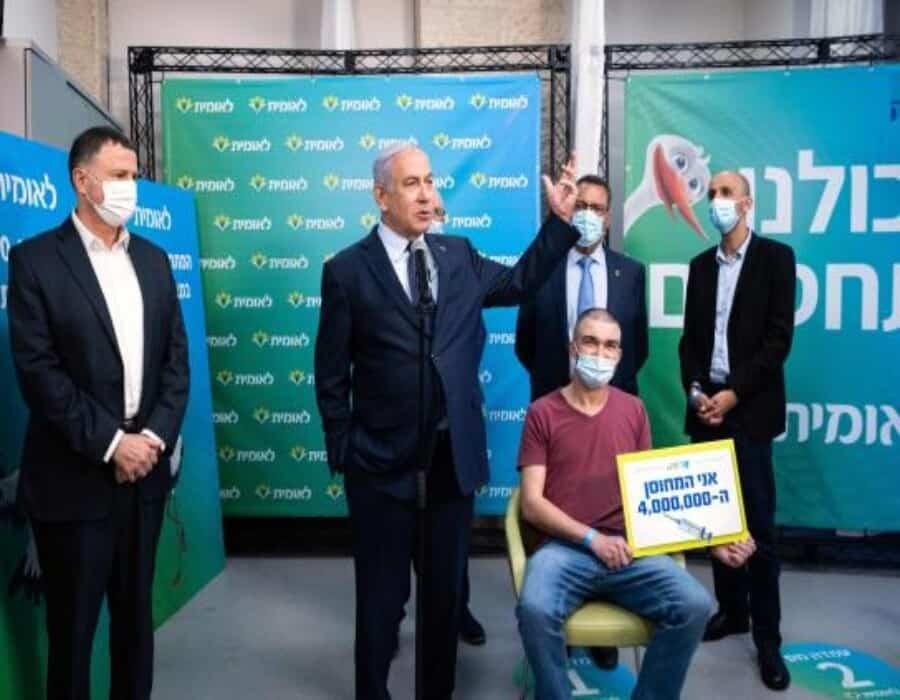 Israel levanta el confinamiento gracias a su eficacia al vacunar