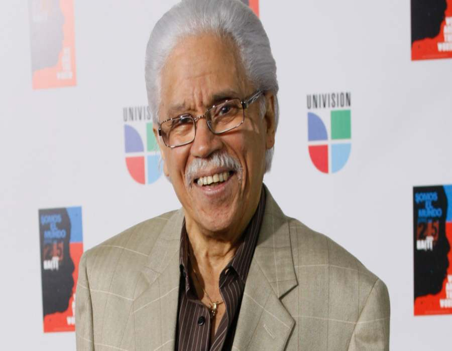 Johnny Pacheco, ídolo del mundo de la salsa, muere a los 85 años
