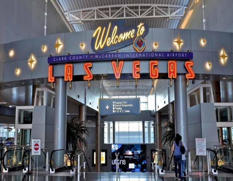 Coronavirus transforma a Las Vegas en un lugar apacible
