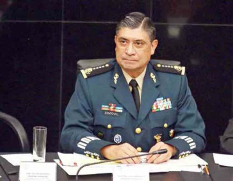 Jefe del ejército mexicano da positivo a COVID-19