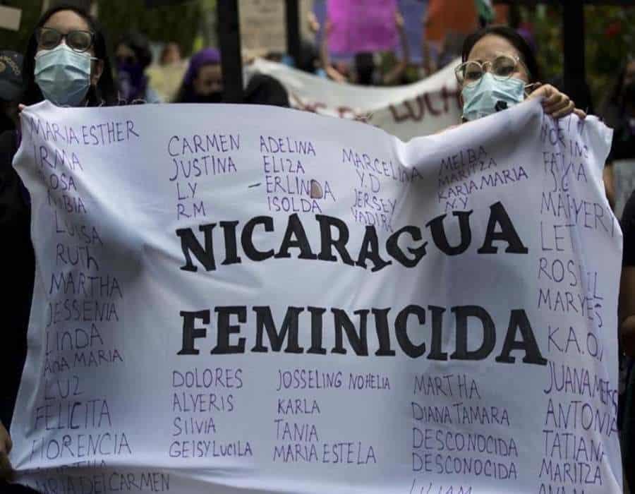 Al menos cuatro mujeres fueron asesinadas en Nicaragua en el primer mes de 2021