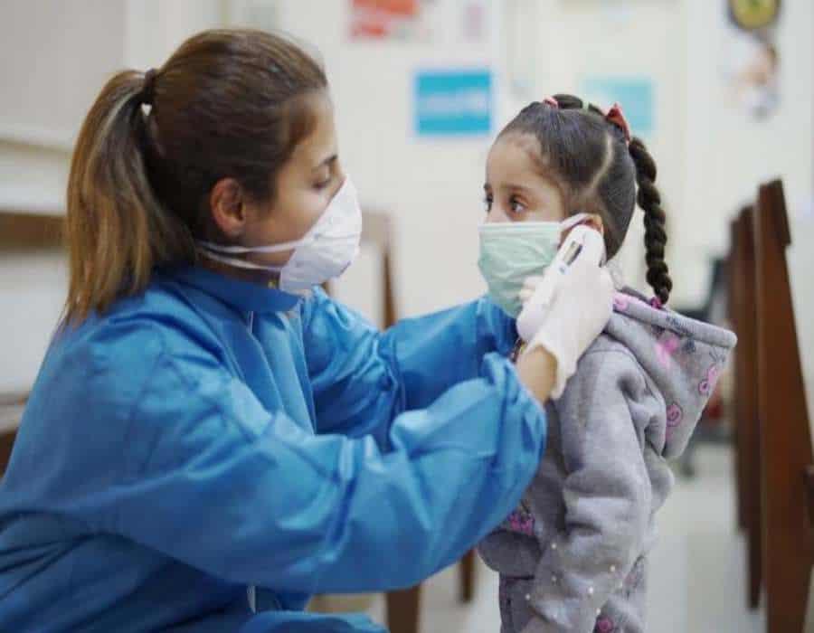 Casi 5 mil casos pediátricos registrados en Cuba desde el inicio de la pandemia