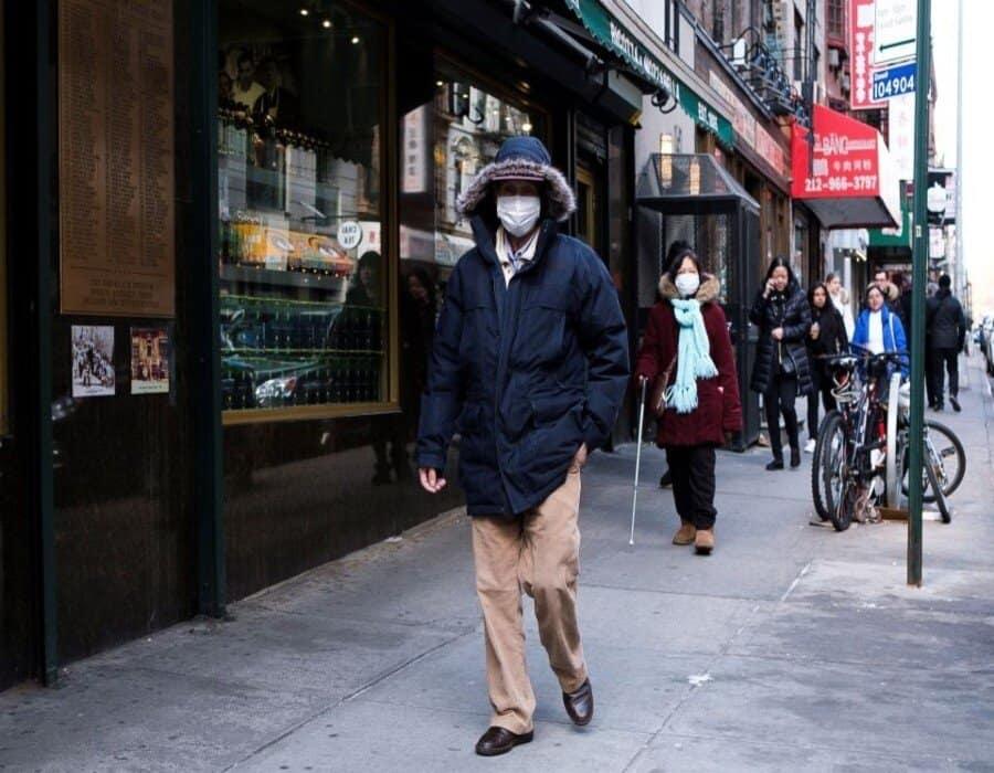 Acuchillaron a hombre asiático cerca de tribunal federal: otro posible crimen de odio en Nueva York