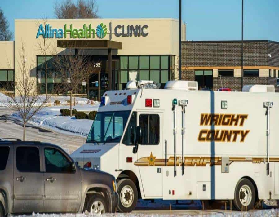 Tiroteo en clínica de Minnesota deja un muerto y varios heridos
