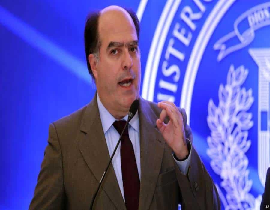 Gobierno de Guaidó emite comunicado ante devolución de credenciales diplomáticas en Panamá