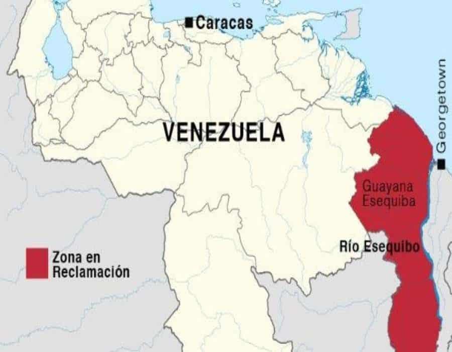 El Esequibo, el territorio que enfrenta a Venezuela y Guyana desde hace casi dos siglos
