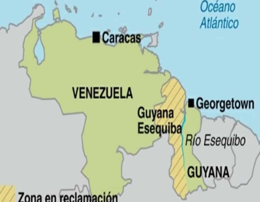 Las claves de la disputa entre Venezuela y Guyana por el territorio fronterizo de Esequibo