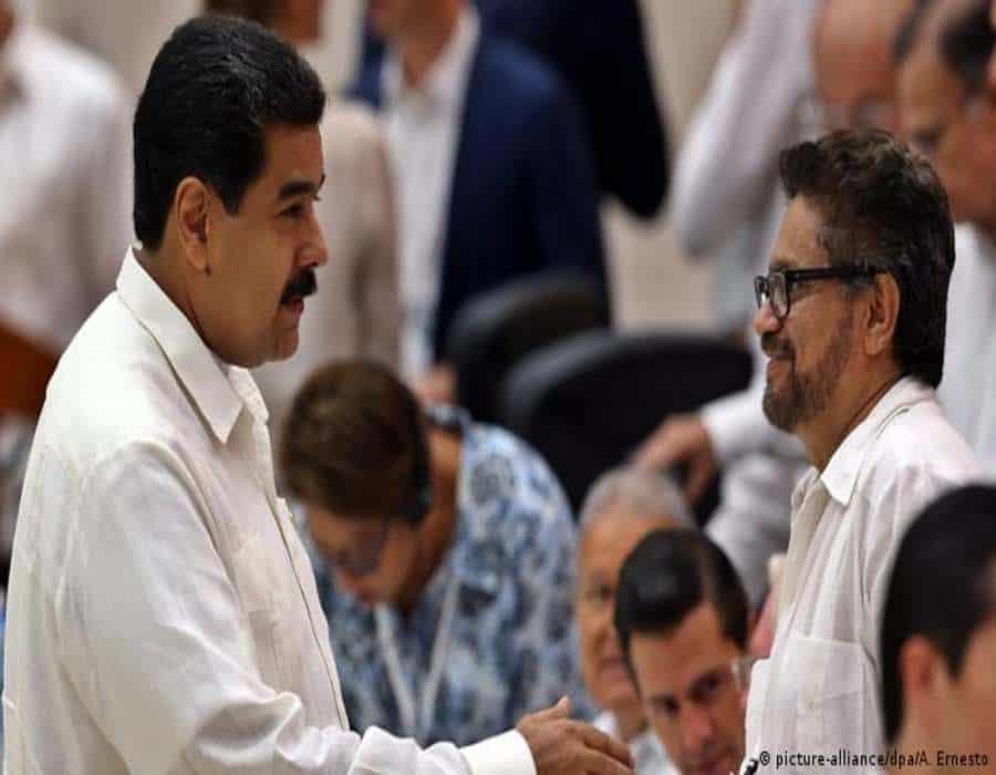 Jefes de las FARC se esconden en Venezuela y planean acciones terroristas, según medio