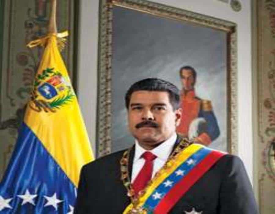 Facebook bloquea cuenta de Nicolás Maduro