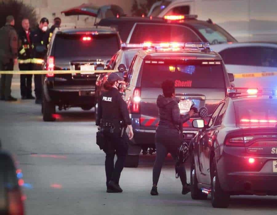 Tiroteo en Wisconsin deja 3 muertos