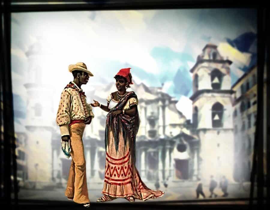 ¿Cómo el negro curro llegó a la Habana?
