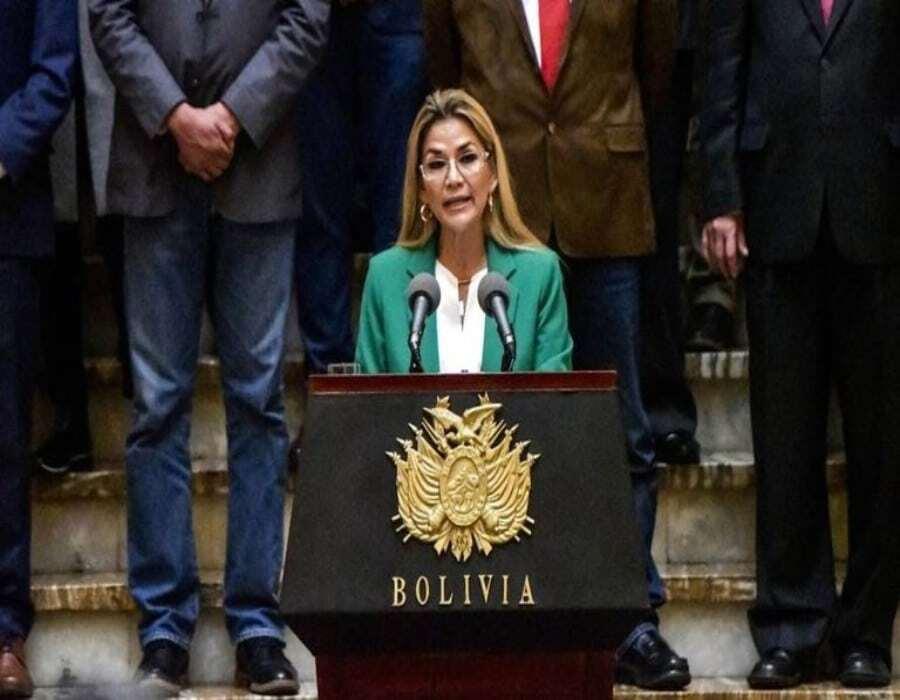 La Justicia de Bolivia ordena la detención de la expresidenta Jeanine Áñez por sedición y terrorismo