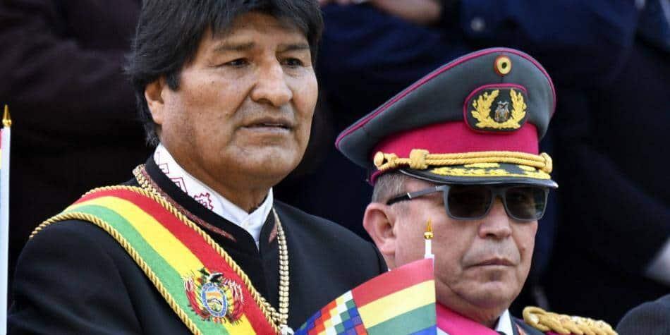 Ordenan detener a jefe militar por pedir renuncia de Morales